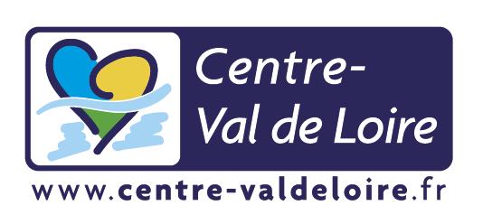 Logo conseil régional Centre-Val de Loire